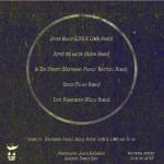 Indian Wells - 00 - Night Loops - back